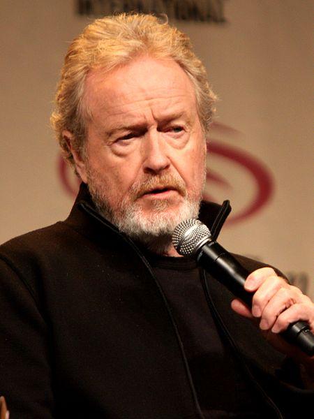Ridley Scott autorstwa Gage Skidmore
