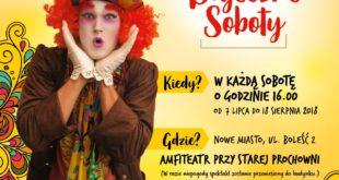 "Festiwal teatralny ""Bajeczne soboty"""
