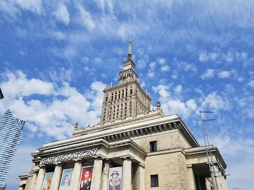 Warszawa w weekend