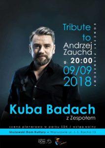Kuba Badach. Koncert plenerowy